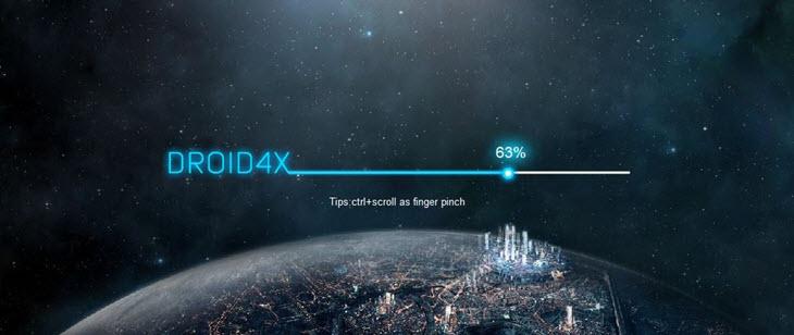 Droid4X - эмулятор для компьютера