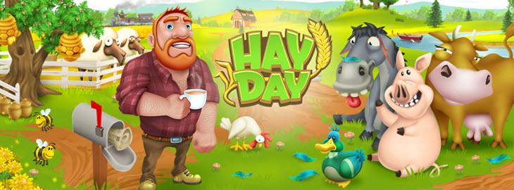 Скачать Hay Day на компьютер