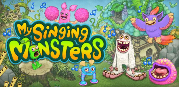 my singing monsters скачать на компьютер