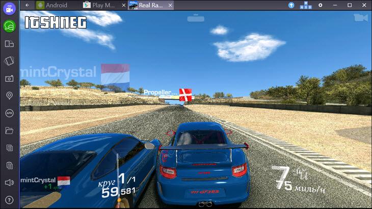 Скачать Real Racing 3 на компьютер