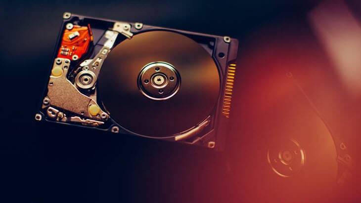 Как очистить диск с