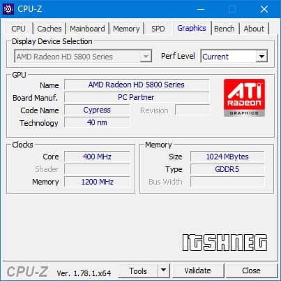 CPU-Z - информация не только о процессоре