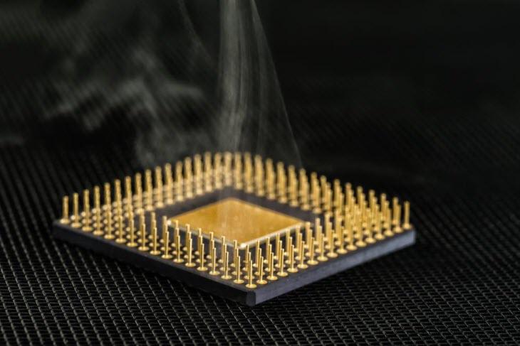 Стресс тест процессора