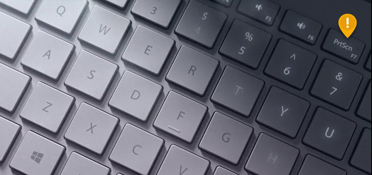 Как сделать скрины на компьютере? - Волшебная кнопка