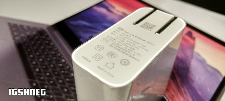 Блок заряди ноутбука Mi Notebook Pro