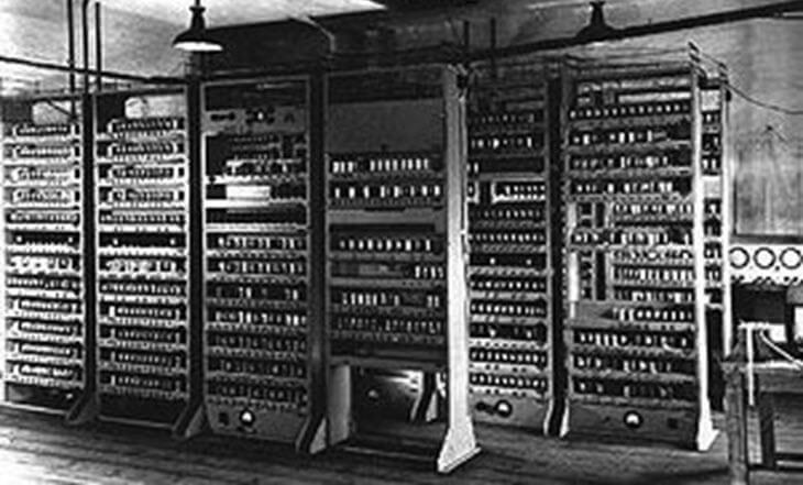 EDVAC - не самый первый компьютер в мире