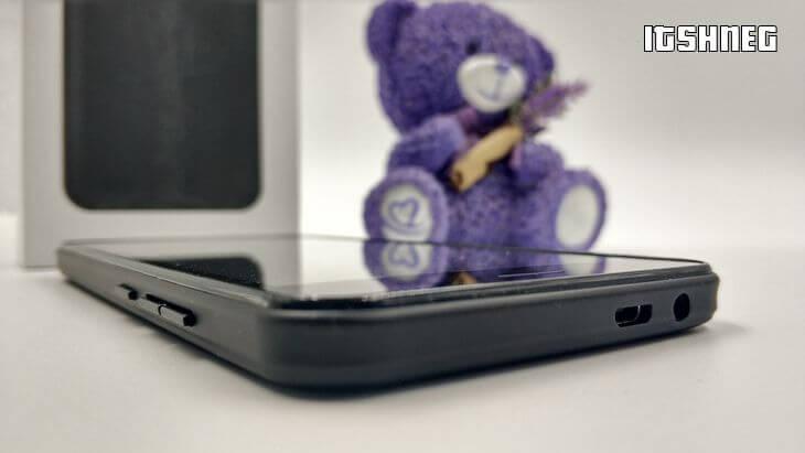 Порт Micro USB и 3,5 Джек в Inoi 2 Lite