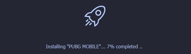 Установка PUBG Mobile на ПК