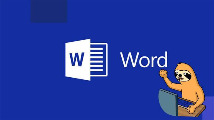 Как убрать перенос слов в Ворде